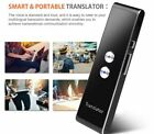 Portable Smart Voice Translator Real Time Multi-Language Speech Interactive