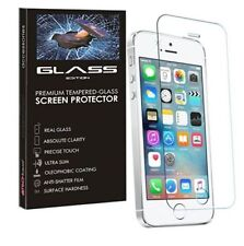 100% Genuine Tempered Glass Screen Protector Protection for Apple Iphone 4/4s