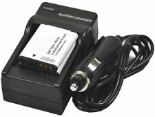 new 2pcs VW-VBX070 Battery and Charger for HX-DC1 HX-DC10 HX-DC2 HX-DC3 HX-WA10