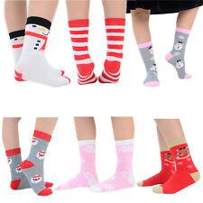 Kids Christmas Socks Children's Novelty Xmas Stocking Filler Gift