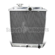 For 1992-2000 Honda Civic Del Sol 2 Row Racing Radiator B16 B18 Manual Trans