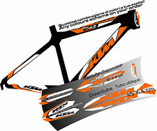 KTM bici ADESIVI stickers aufkleber autocollant WELCOME international buyers
