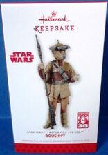 2013 Boushh Hallmark Star Wars Limited Edition Ornament