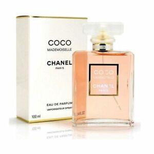 CHANEL Coco Mademoiselle 100ml EDP Eau de Parfum Womens.New,not open,unsealed.