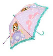 Disney Store Authentic Sofia the First Umbrella Girls Princess Gift NWT!