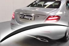Mercedes Benz w213 E-Klasse Limousine W 213 2017 2018 E63 AMG E43 spoiler tuning