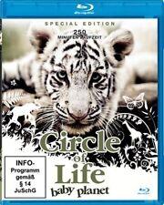 Circle of Life - Baby Planet ( DOKU BLU-RAY ) NEU OVP
