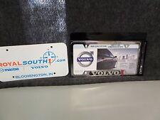 Genuine Volvo License Plate Holder  OE OEM 8640121