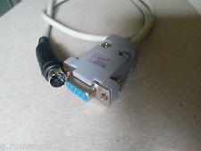 Cavo interfaccia programmazione Yaesu RS232 FT-8800 FT-8900 FT7800 FT7900 CT29B