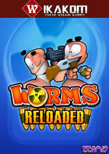 Worms Reloaded Steam Digital NO DISC/BOX **Fast Delivery!**
