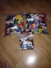 1000 Pieces Of Lego- Genuine Old Bricks- Star Wars Etc- Every Piece Says Lego