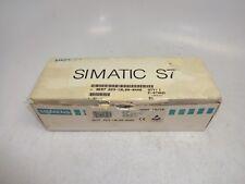 Siemens Simatic S7 EM223 6ES7223-1BL00-0XA0 6ES72231BL000XA0