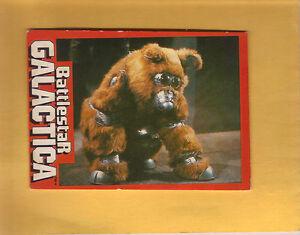 1978 wonder Bread Battlestar Galactica Muffit
