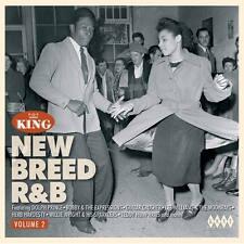 KING NEW BREED R&B - VOLUME 2 - VARIOUS ARTISTS - CDKEN 373