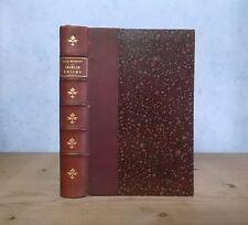 PAUL BOURGET CRUELLE ENIGME (ED. LEMERRE 1893, COLL GUILLAUME) ILL MAROLD MITTIS