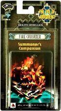 EYE OF JUDGMENT SET 1 FIRE CRUSADER Starter Deck NEW