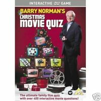 Barry Normans Christmas Film Quiz Interactive DVD Game