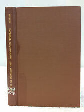 IMPERIAL GOVERNMENT AND CATHOLIC MISSIONS IN CHINA By Bernward H. Willeke - 1948