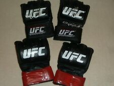 Amanda Bobby Cooper ABC Fight Worn UFC 218 Gloves Used Vs Magana MMA PRIDE WMMA