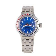Vostok Amphibian Russian Military Diver's Automatic Men's Watch 420379