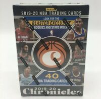 2019-20 Panini Chronicles Basketball NBA 8 PACKS SEALED BLASTER BOX Zion Morant