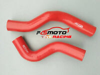 For Toyota Land cruiser HZJ75 / HZJ78 / HZJ79 silicone radiator hose kit red