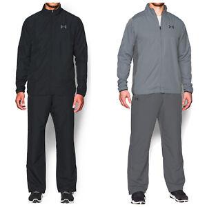 Under Armour Mens Vital Warm Up Suit Jogging Running Tracksuit Jacket Bottoms UA