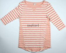 Gap Maternity Clothes Women's Orange Shirt Thick Tunic Top Long NWOT Size Medium