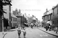 Mpo-67 Street View with Horse and Cart, Alton, Hampshire. Photo