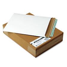 Quality Park Photo/Document Mailer Redi-Strip Side Seam 11 x 13 1/2 White 25/Box