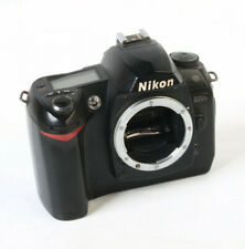 NIKON D70S BODY ONLY - SPARES OR REPAIR - UNTESTED