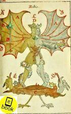 Compendium alchymist Antique book