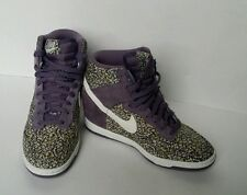 NWOB NIKE Dunk Sky High Hi Top Wedge Liberty of London Sneakers Shoes US Sz 6.5