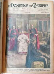 Domenica del Corriere annata 1925