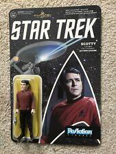 Star Trek Scotty ReAction Figure
