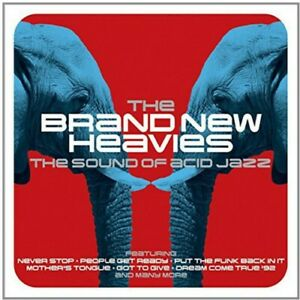 The Brand New Heavies - Sound of Acid Jazz [New CD] UK - Import