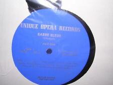 Barbe Bleue (Offenbach) UORC - 309 Unique Opera Records