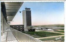 CP Algérie - Alger - L'Aérogare de Maison-Blanche - L'aire d'atterissage et Tour