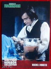 BRITISH HORROR COLLECTION - Horror of Frankenstein - MAKING A MONSTER - Card #21