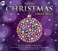 Various Artists - This Is Christmas - Jingle Bells -  2cd  shrinkwrapped  new