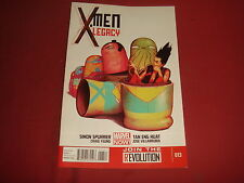 X-MEN LEGACY #13 Simon Spurrier  Marvel NOW Comics 2013 - NM