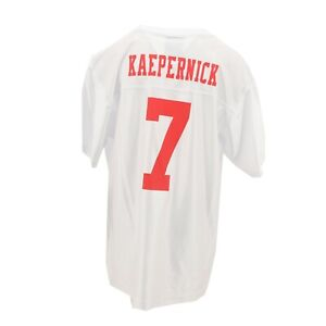 San Francisco 49ers Official NFL Apparel Kids Youth Size Colin Kaepernick Jersey