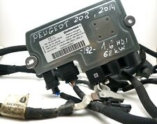 PEUGEOT 208 2014 1.6 HDI 68 KW START STOP MODULE 980209678004 980173938002