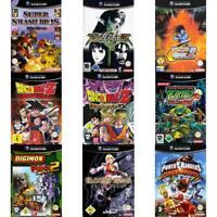 Nintendo GameCube - Best of Kampfspiele / Action - Zustand auswählbar