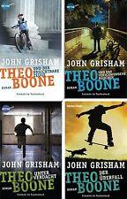 Theo Boone Serie John Grisham Theo Boone und der unsichtbare Zeuge Der Überfall