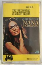 Nana Mouskouri - The Very Best Of Nana Mouskouri -  Cassette Tape Album (C114)