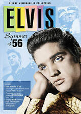 Elvis: Summer Of '56 Deluxe Memorabilia Collection DVD