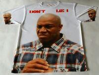 """Custom Debo """"Dont Lie"""" friday Sublimated Shirt  pantone powder galaxy bred"""