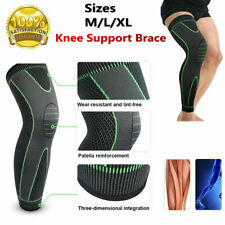 Knee Compression Support Brace Arthritis Running Gym Joint Pain Relief Bandage