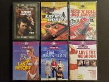Roger Corman 6 DVD Lot: Jackson County Jail Eat My Dust Rock N Roll High School
